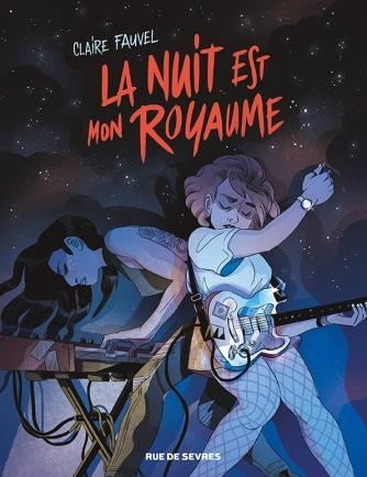 Nawel rêve de faire connaître au monde Nuit noire, le groupe de rock qu'elle a créé avec Alice, son amie rencontrée au lycée. A Paris, où les deux jeunes filles se rendent pour leurs études, elle rencontre Isak Olsen, un musicien, lors d'un festival consacré aux jeunes talents. (Electre)